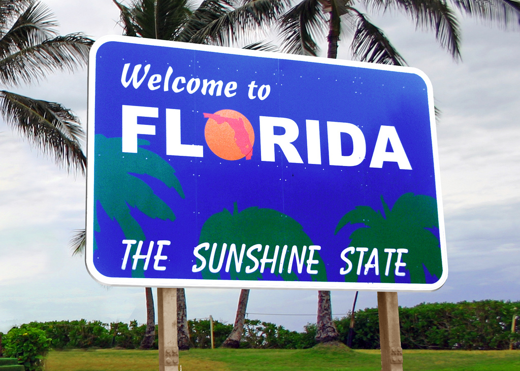 Places in Florida that will leave a mark